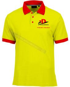 AO THUN VINH DUC PHARMA AT456 áo thun đồng phục