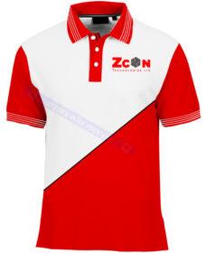 AO THUN ZCON AT463 áo thun đồng phục
