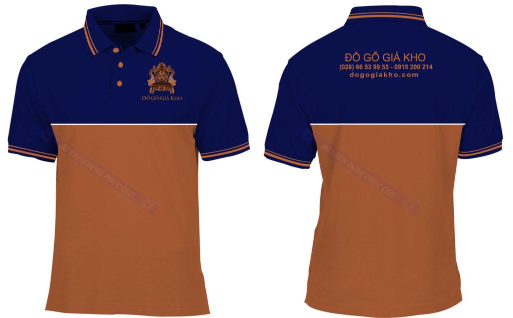 Áo thun đồng phục Đồ gỗ giá kho