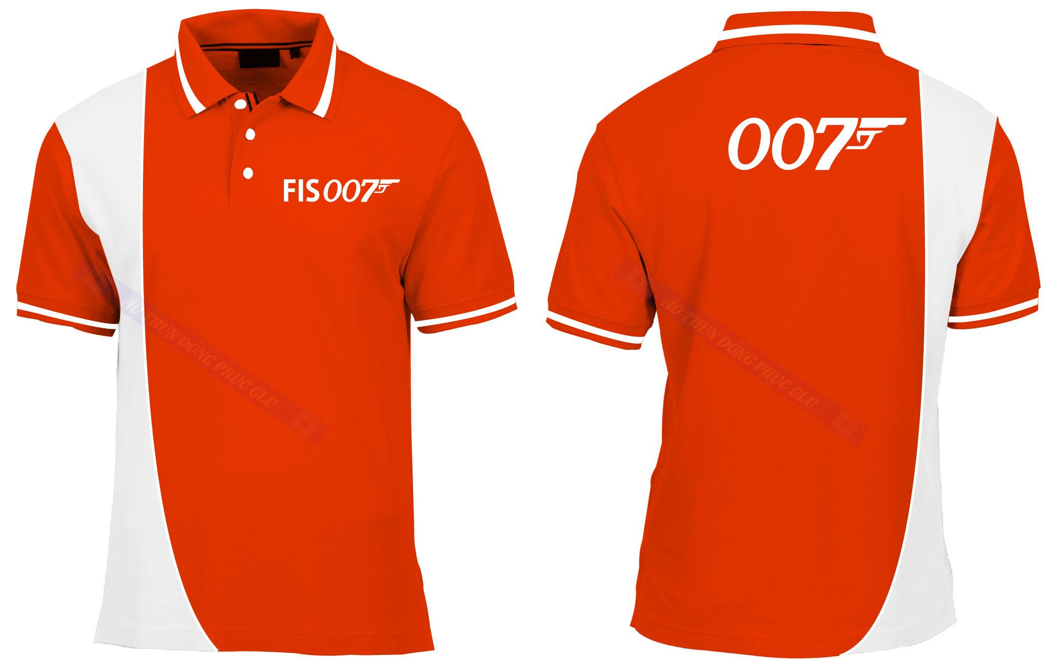 AO THUN FIS 007 áo thun đồng phục đẹp