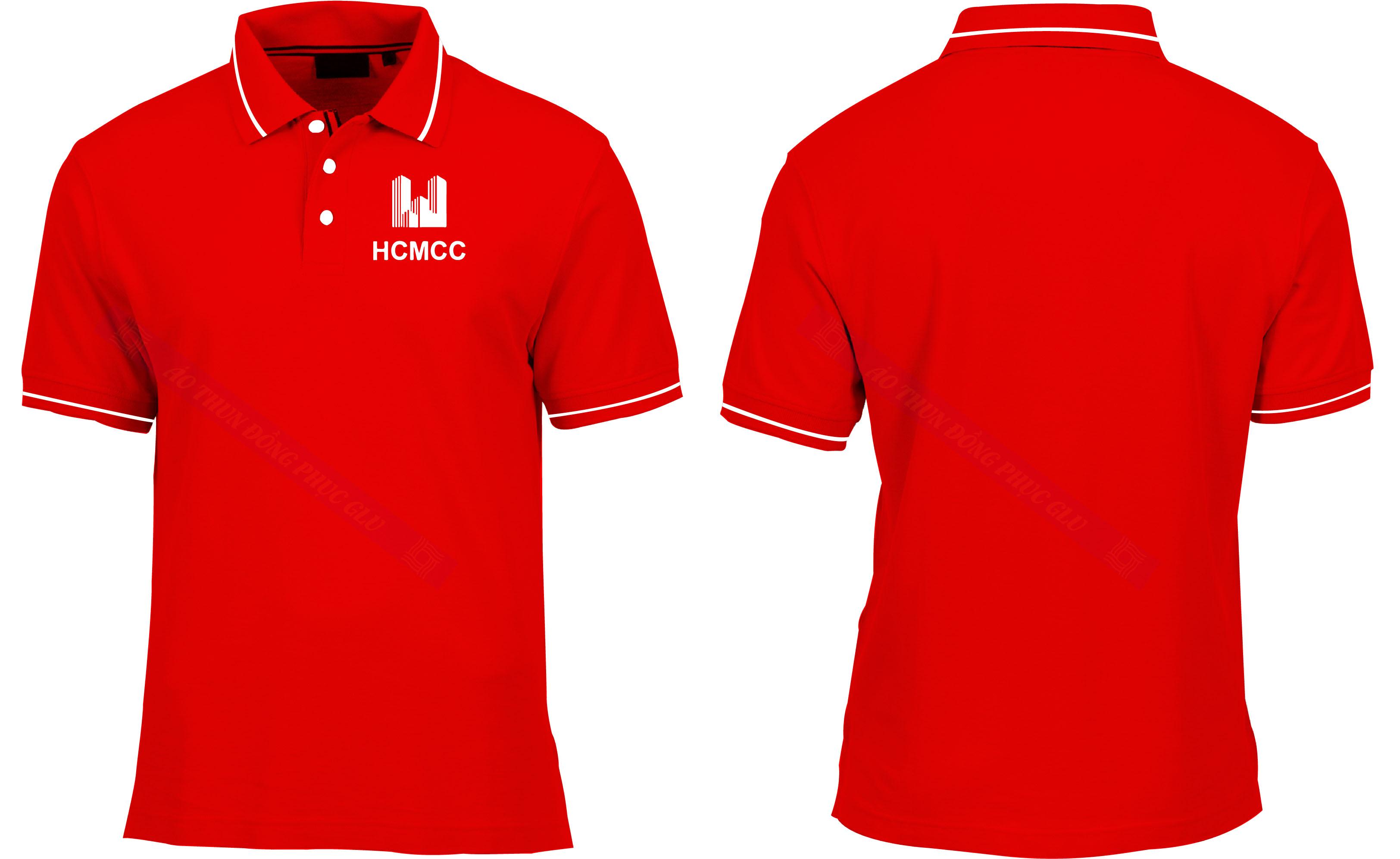 AO THUN HCMCC áo thun đồng phục đẹp