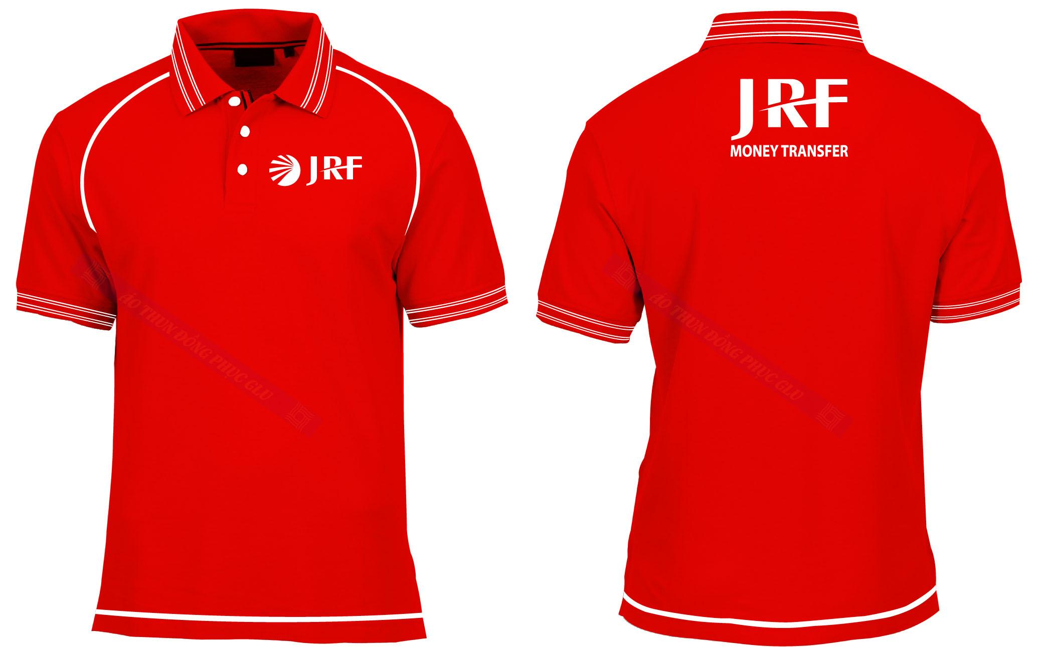 AO THUN JRF áo thun đồng phục đẹp