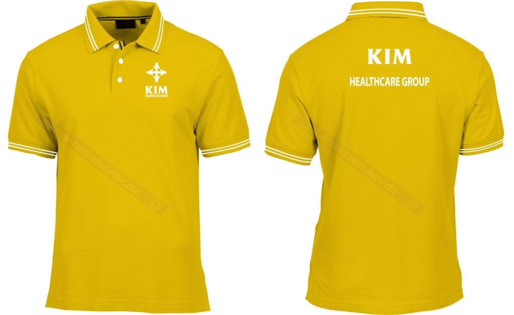 AO THUN KIM HEALTHY chọn màu áo