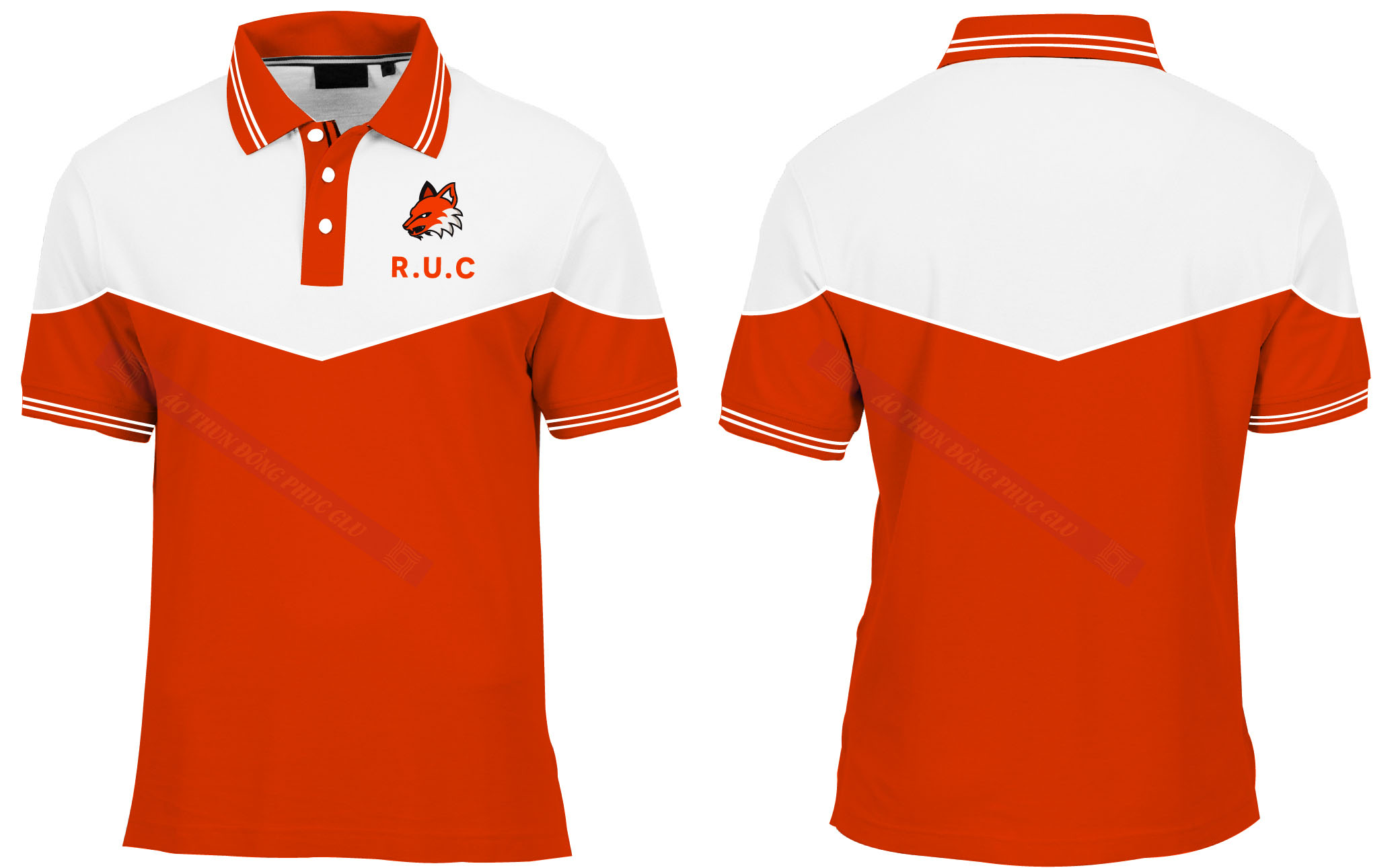 AO THUN RUC áo thun đồng phục đẹp