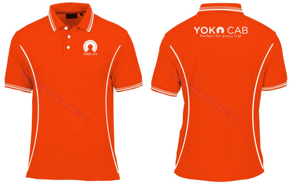 Áo thun đồng phục Yoko Cap