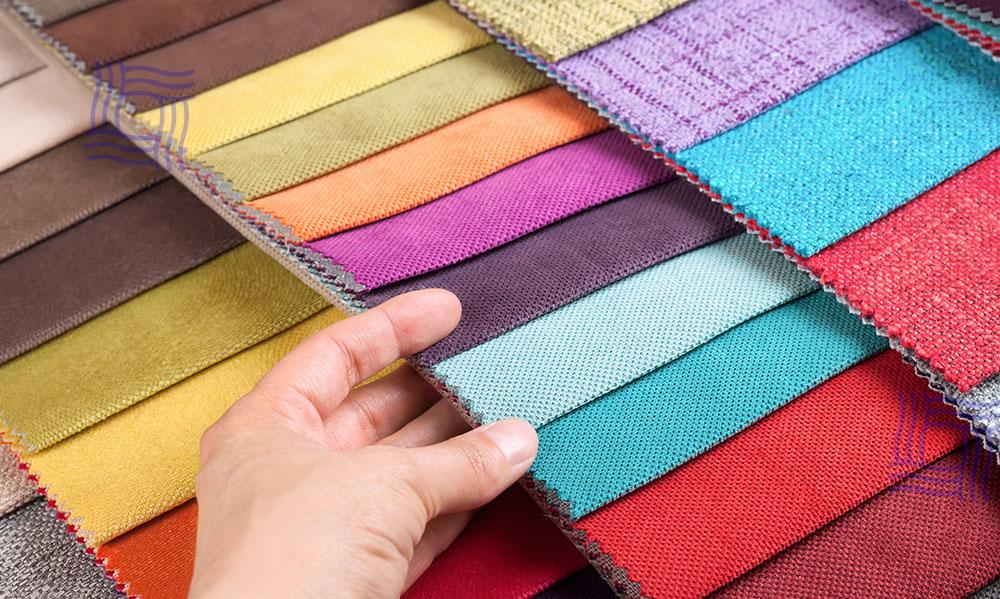 Lựa chọn màu vải may áo thun đồng phục