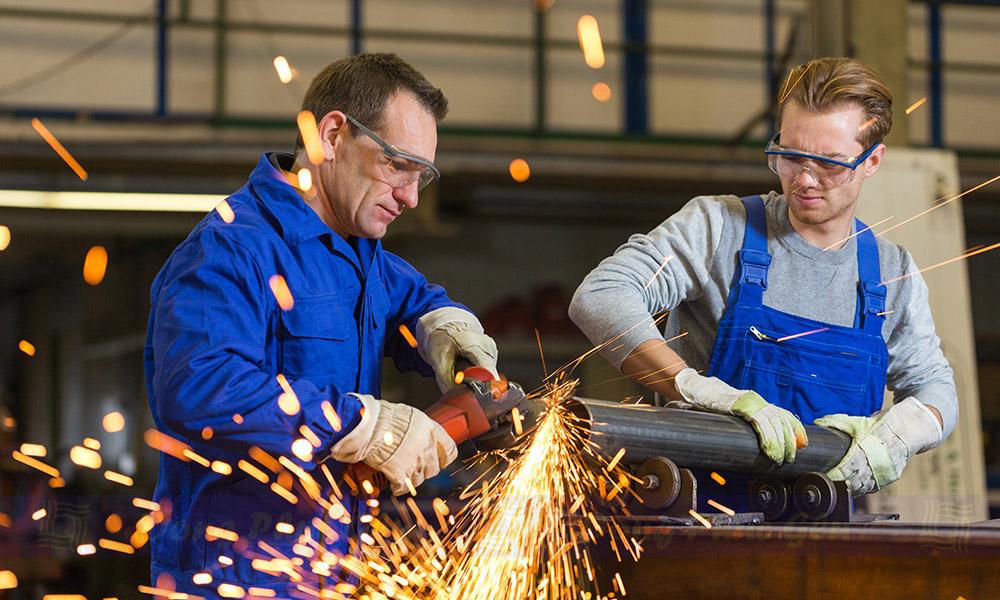Quần áo bảo hộ lao động cho công nhân