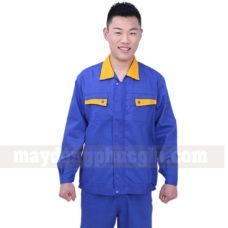 Dong Phuc Cong Nhan CN101 may áo công nhân