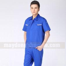 Dong Phuc Cong Nhan CN106 may áo công nhân