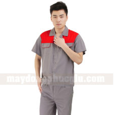 Dong Phuc Cong Nhan CN109 may áo công nhân