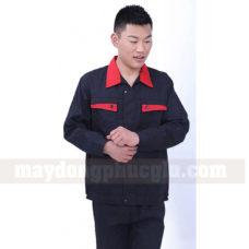 Dong Phuc Cong Nhan CN110 may áo công nhân