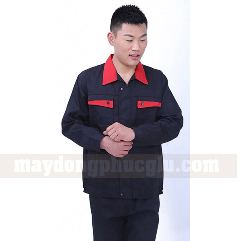 Dong Phuc Cong Nhan CN110