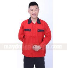 Dong Phuc Cong Nhan CN112 may áo công nhân