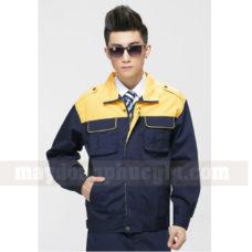 Dong Phuc Cong Nhan CN113 may áo công nhân