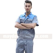 Dong Phuc Cong Nhan CN118 may áo công nhân