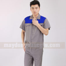 Dong Phuc Cong Nhan CN121 may áo công nhân