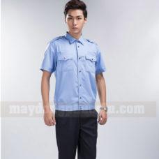 Dong Phuc Cong Nhan CN122 may áo công nhân