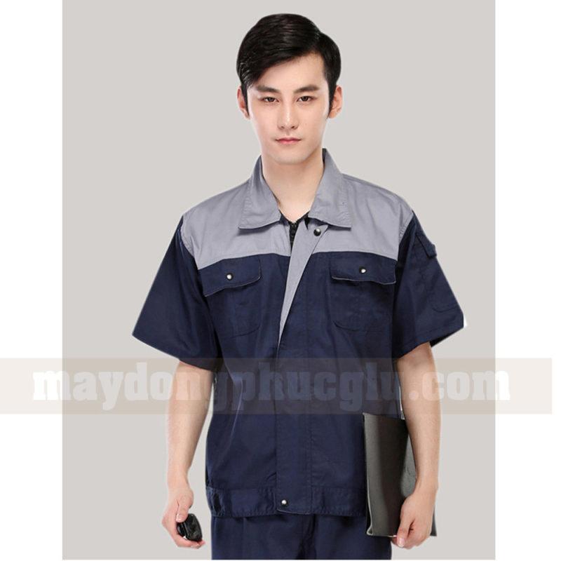 Dong Phuc Cong Nhan CN124