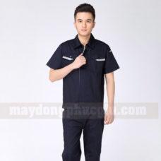 Dong Phuc Cong Nhan CN127 may áo công nhân