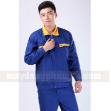 Dong Phuc Cong Nhan CN131 may áo công nhân