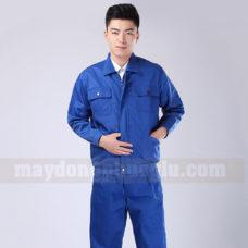 Dong Phuc Cong Nhan CN133 may áo công nhân