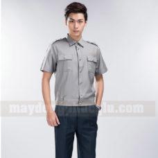 Dong Phuc Cong Nhan CN137 may áo công nhân