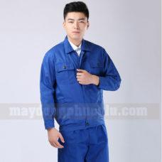 Dong Phuc Cong Nhan CN139 may áo công nhân
