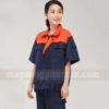 Dong Phuc Cong Nhan CN142