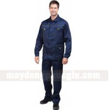 Dong Phuc Cong Nhan CN165 2 may áo công nhân