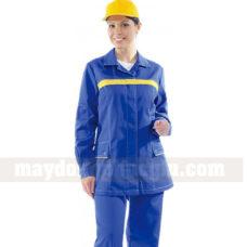 Dong Phuc Cong Nhan CN172 may áo công nhân