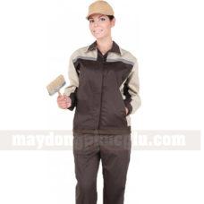 Dong Phuc Cong Nhan CN181 may áo công nhân