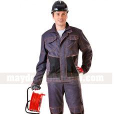 Dong Phuc Cong Nhan CN198 may áo công nhân
