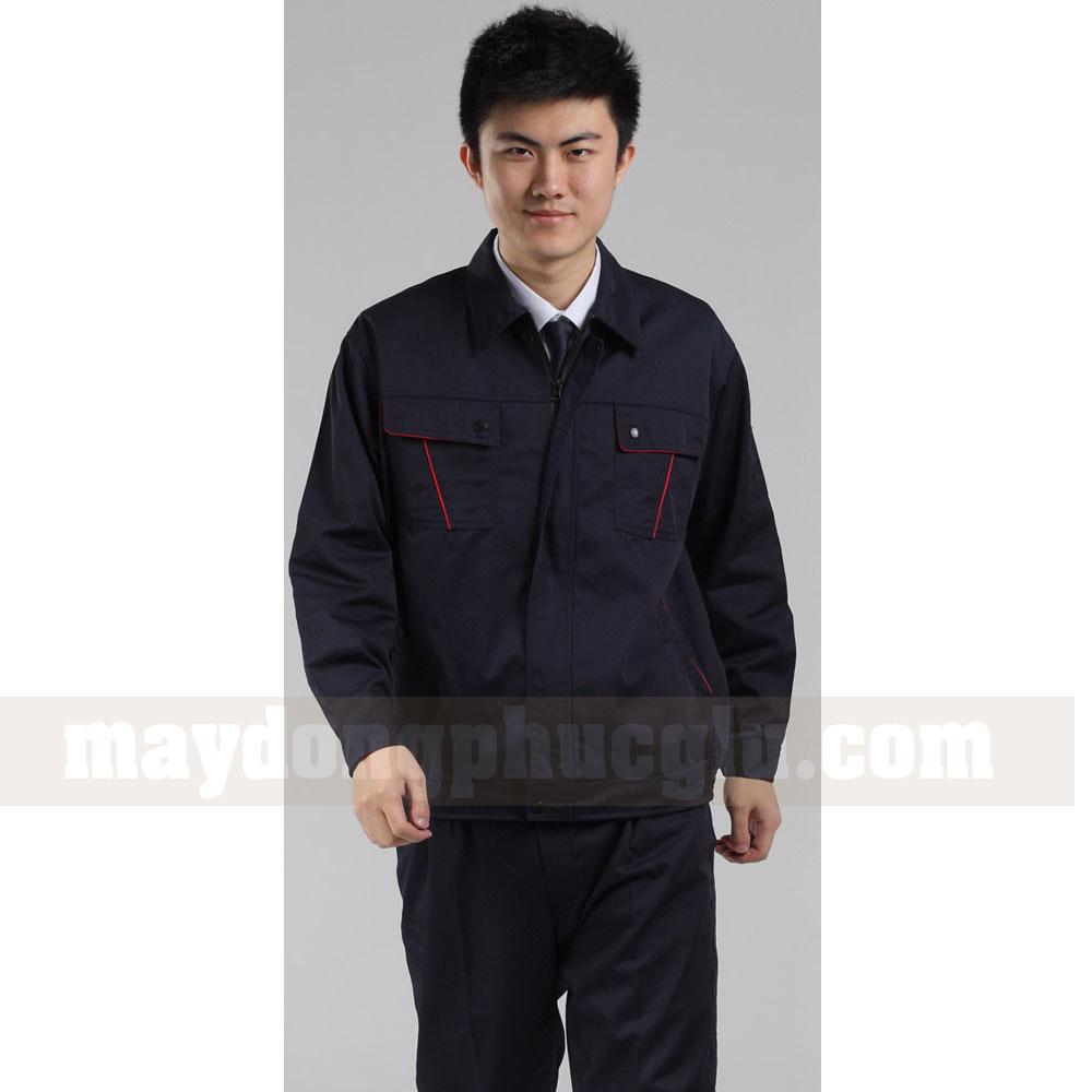 Dong Phuc Cong Nhan CN221