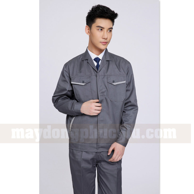 Dong Phuc Cong Nhan CN224