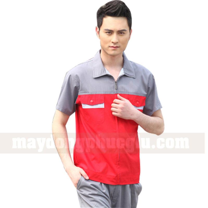 Dong Phuc Cong Nhan CN227