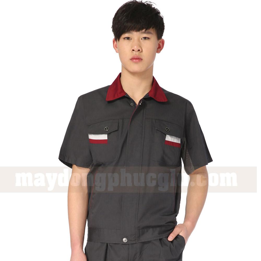 Dong Phuc Cong Nhan CN233