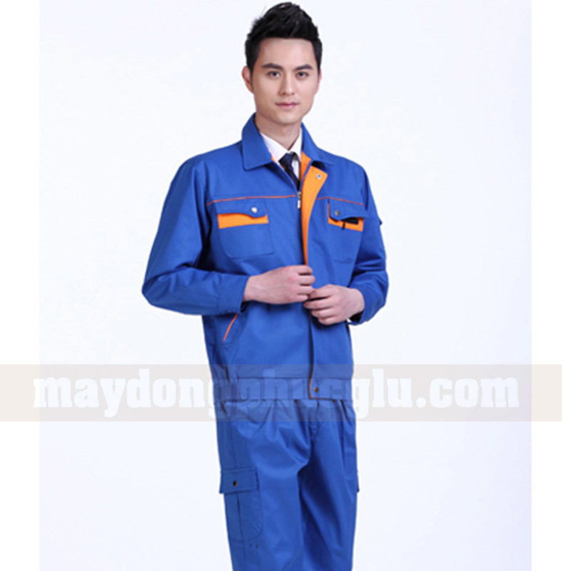 Dong Phuc Cong Nhan CN240