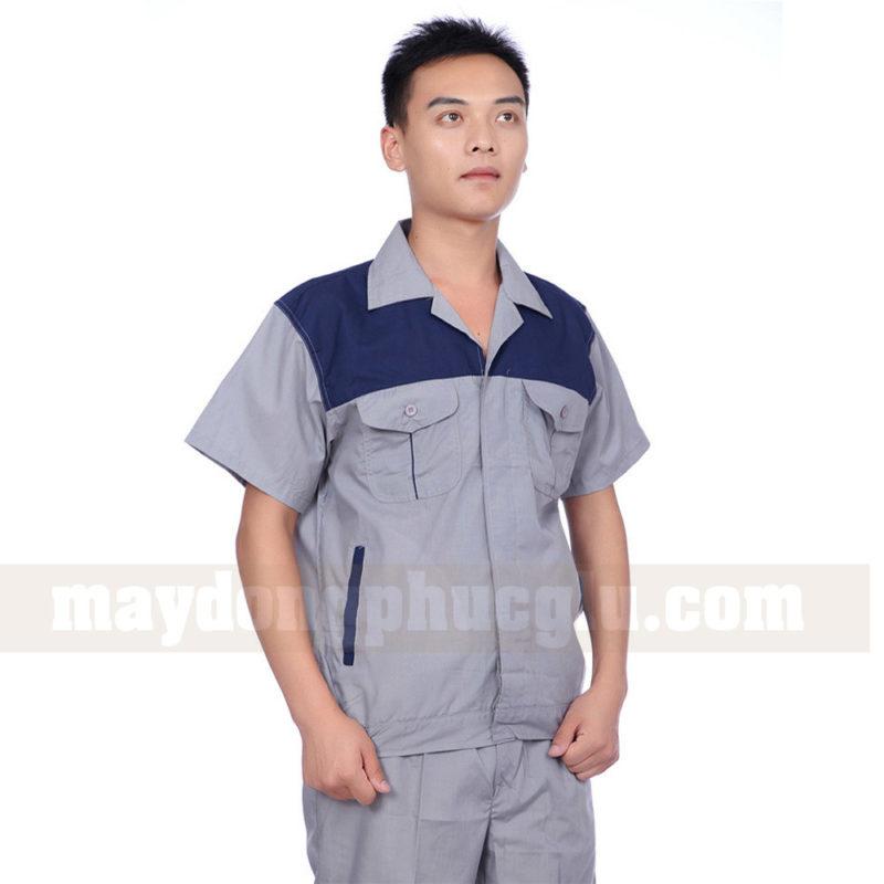 Dong Phuc Cong Nhan CN243