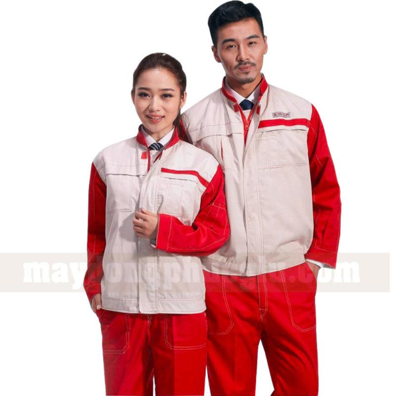 Dong Phuc Cong Nhan CN247