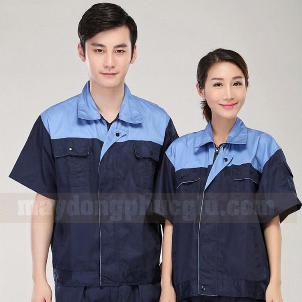 Dong Phuc Cong Nhan CN253