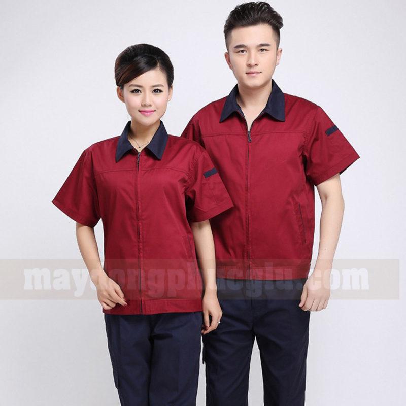 Dong Phuc Cong Nhan CN254