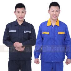Dong Phuc Cong Nhan CN255 Quần Áo Đồng Phục Công Nhân