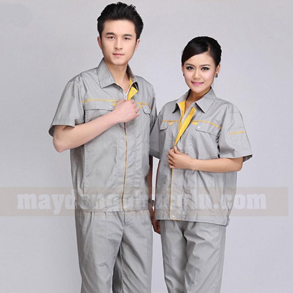 Dong Phuc Cong Nhan CN258