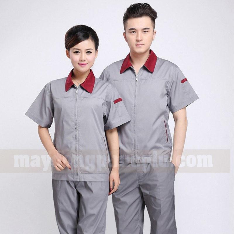 Dong Phuc Cong Nhan CN263