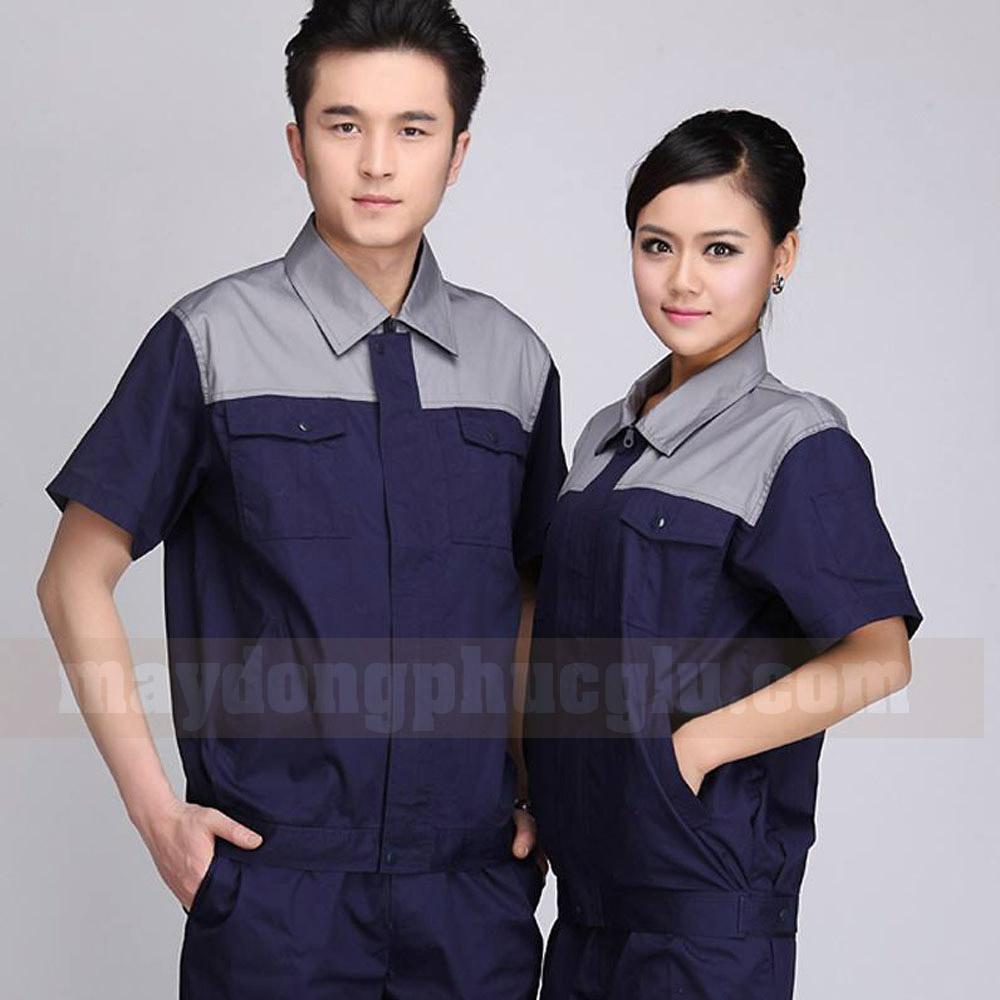 Dong Phuc Cong Nhan CN270