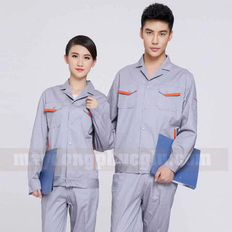 Dong Phuc Cong Nhan CN276
