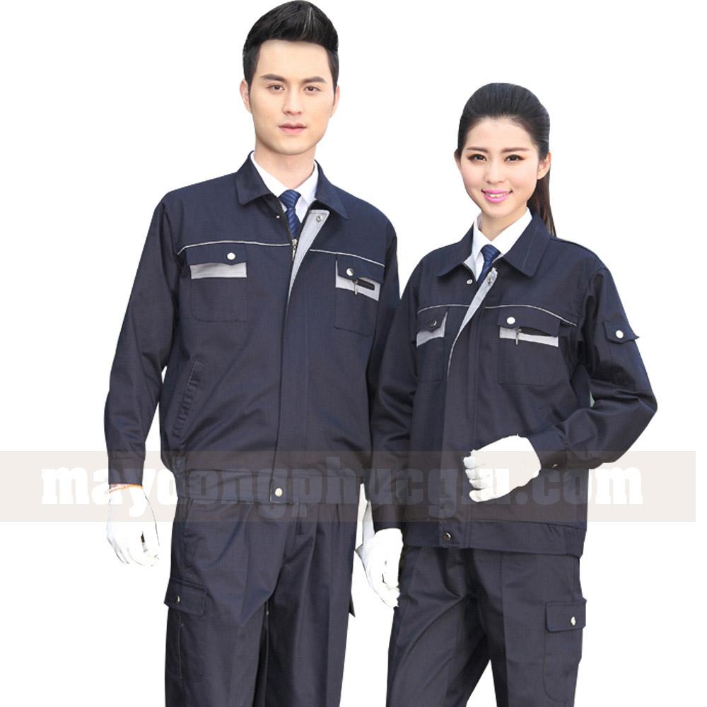 Dong Phuc Cong Nhan CN279