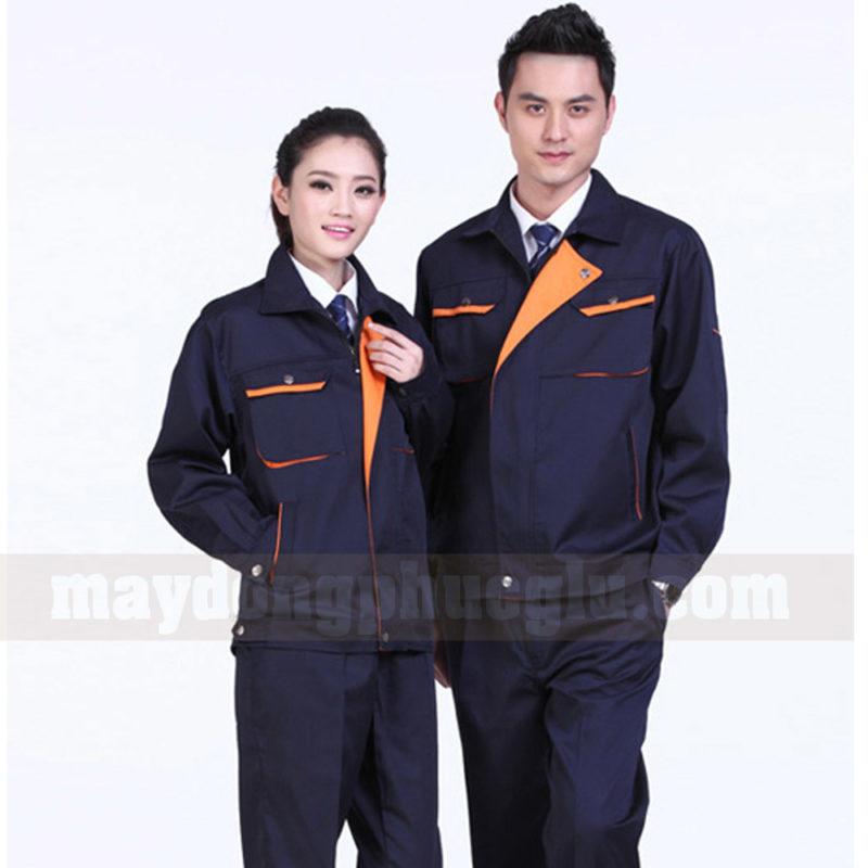 Dong Phuc Cong Nhan CN289