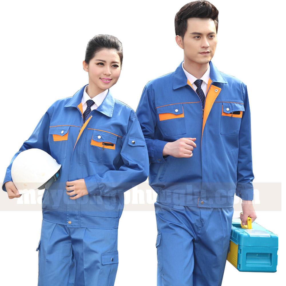 Dong Phuc Cong Nhan CN290