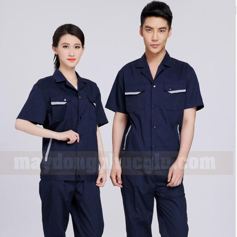 Dong Phuc Cong Nhan CN291